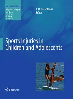 Sports Injuries in Children and Adolescents - Diagnostic Imaging (Paperback)