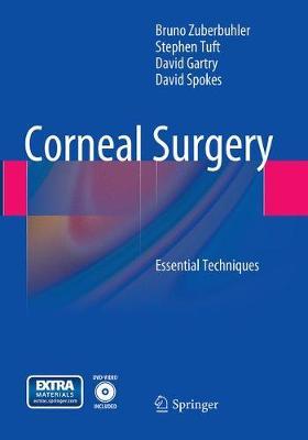 Corneal Surgery: Essential Techniques (Paperback)