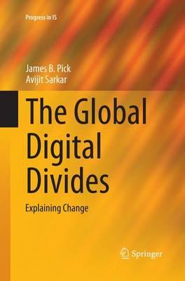 The Global Digital Divides: Explaining Change - Progress in IS (Paperback)
