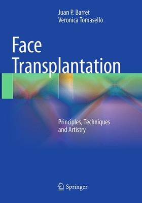 Face Transplantation: Principles, Techniques and Artistry (Paperback)