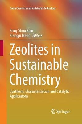 Zeolites in Sustainable Chemistry: Synthesis, Characterization and Catalytic Applications - Green Chemistry and Sustainable Technology (Paperback)