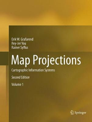 Map Projections: Cartographic Information Systems (Paperback)