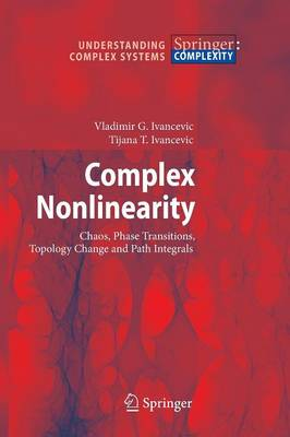 Complex Nonlinearity: Chaos, Phase Transitions, Topology Change and Path Integrals - Understanding Complex Systems (Paperback)