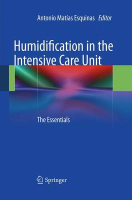 Humidification in the Intensive Care Unit: The Essentials (Paperback)
