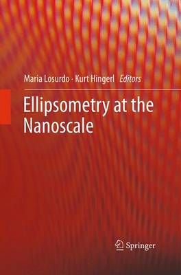 Ellipsometry at the Nanoscale (Paperback)
