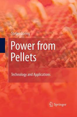 Power from Pellets: Technology and Applications (Paperback)