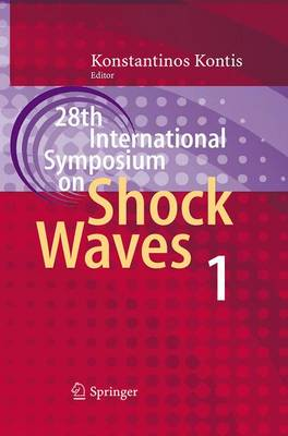 28th International Symposium on Shock Waves: Vol 1 (Paperback)