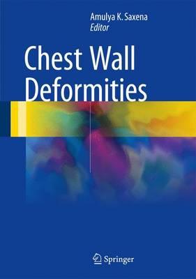 Chest Wall Deformities (Hardback)