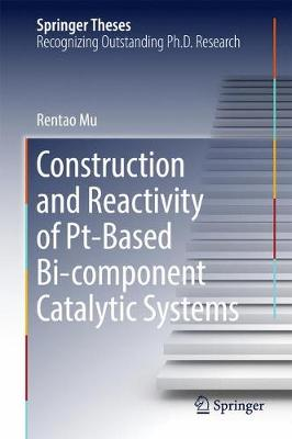 Construction and Reactivity of Pt-Based Bi-component Catalytic Systems - Springer Theses (Hardback)