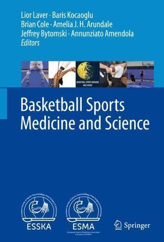 Basketball Sports Medicine and Science (Hardback)