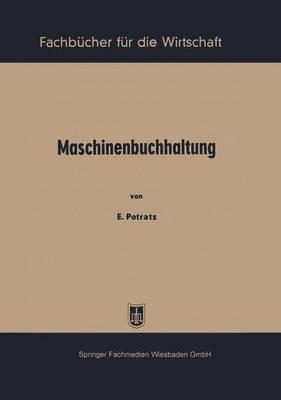 Maschinenbuchhaltung (Paperback)