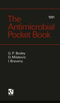 The Antimicrobial Pocket Book (Paperback)