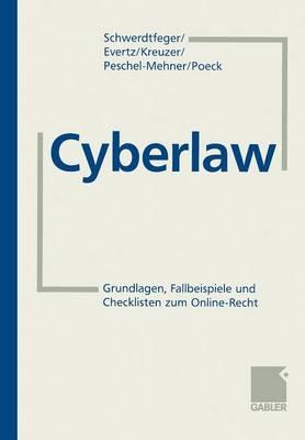 Cyberlaw: Grundlagen, Checklisten Und Fallbeispiele Zum Online-Recht (Paperback)