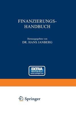 Finanzierungs-Handbuch (Paperback)
