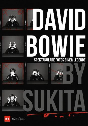 David Bowie by Sukita (Hardback)