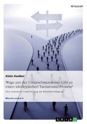 Wege Aus Der Unternehmenskrise: Gibt Es Einen Idealtypischen Turnaround-Prozess? (Paperback)