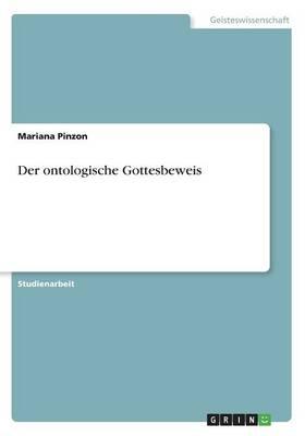 Der Ontologische Gottesbeweis (Paperback)