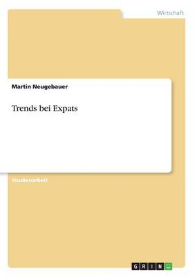 Trends Bei Expats (Paperback)