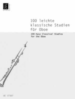 Easy Classical Studies for Oboe: UE17507 (Sheet music)