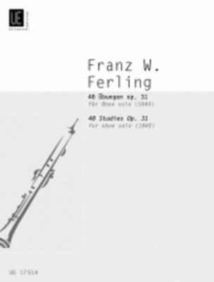 48 Studies for Oboe: UE17514 (Sheet music)