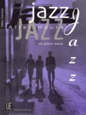 Jazz After Hours: UE21099: For Piano (Sheet music)