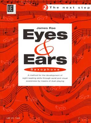 Eyes and Ears - The Next Step: UE21145 2: For saxophone (Sheet music)