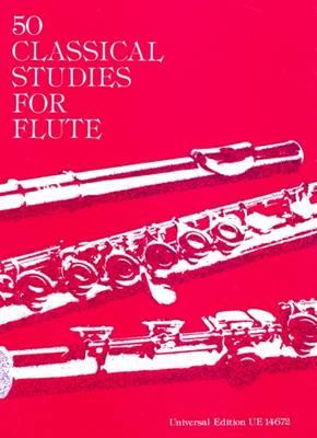 50 Classical Studies for Flute: UE14672 (Sheet music)