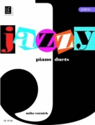 Jazzy Duets for Piano: UE19756 1 (Sheet music)