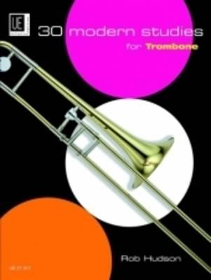 30 Modern Studies for Trombone: UE21317 (Sheet music)