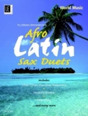 Afro Latin: UE33060: Saxophone Duets (Sheet music)