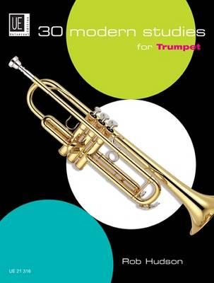 30 Modern Studies: UE21316: For Trumpet (Sheet music)