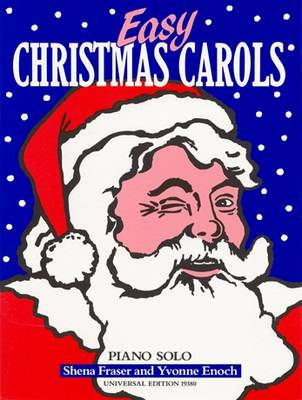 Easy Christmas Carols for Piano (Sheet music)