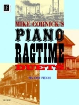 Piano Ragtime Duets: UE16591: For Piano 4 Hands (Sheet music)