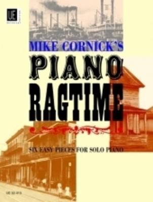 Piano Ragtime: UE30413 (Sheet music)