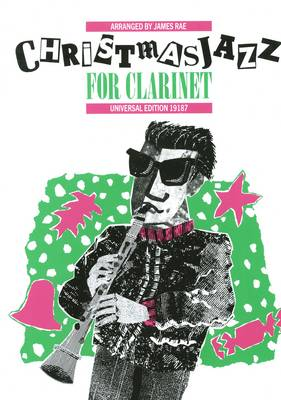 Christmas Jazz for Clarinet and Piano: UE19187 (Sheet music)