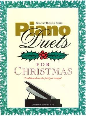 Piano Duets for Christmas: UE19712 (Sheet music)