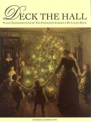 Deck the Hall for Piano: UE19799 (Sheet music)