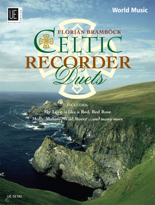 Celtic Recorder Duets: For 2 Descant Recorders (Sheet music)