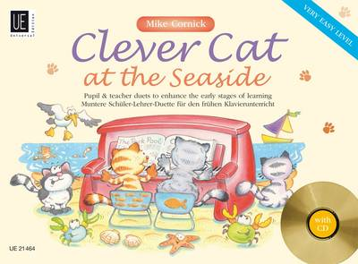 Clever Cat at the Seaside: Pupil and Teacher Duets to Enhance the Early Stages of Learning