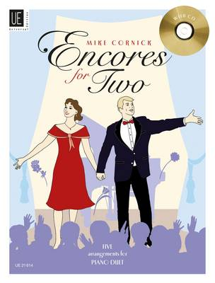 Encores for Two: UE21299: For One Piano, Four Hands