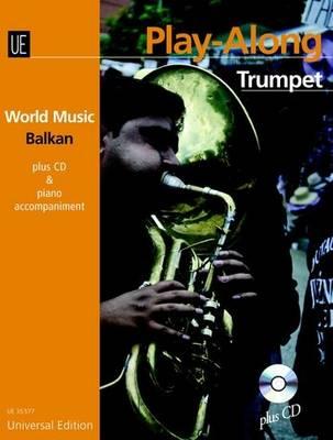 Balkan Play-along Trumpet: UE35577