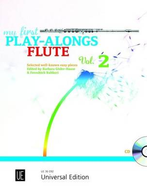 My First Play-alongs Flute: Vol.2