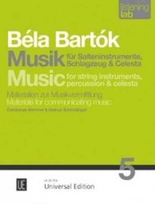 Listening Lab 5: Bela Bartok - Music for Strings, Percussion and Celesta - Listening Lab 5 (Sheet music)