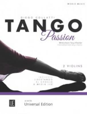 Tango Passion: For Two Violins (Sheet music)