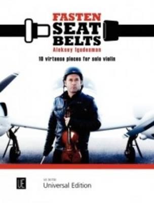 Fasten Seatbelts: For Violin (Sheet music)