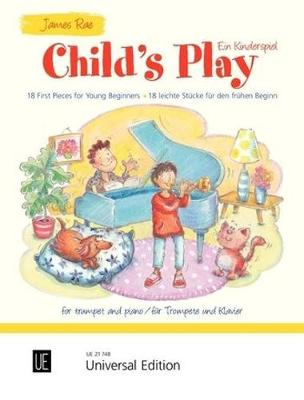 Child's Play: for trumpet and piano - Child's Play (Sheet music)