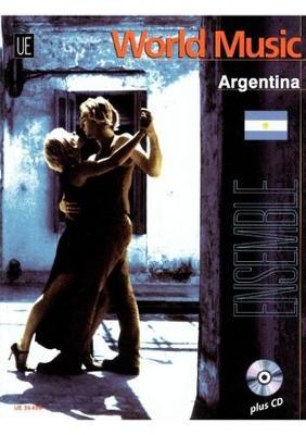 World Music Argentina: for flexible ensemble - World Music