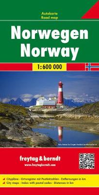 Norway: FB.N00 (Sheet map, folded)