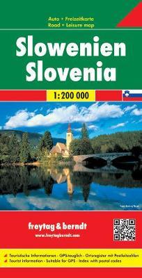Slovenia: FB.J325 (Sheet map, folded)