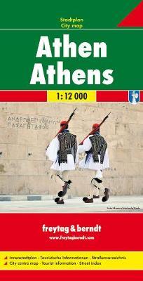 Athens: FBC.5050 - City Map (Sheet map, folded)